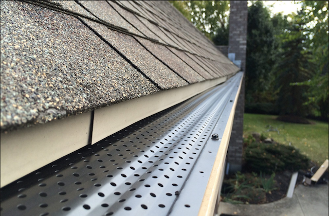 gutter guard image